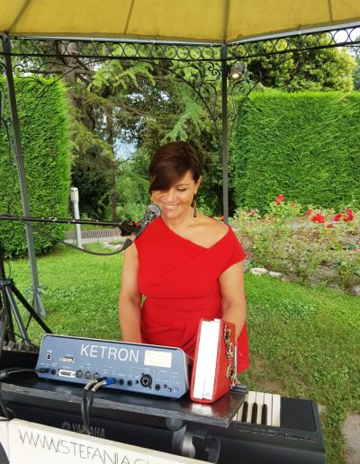 Birthday party Castello di Casiglio | Live music