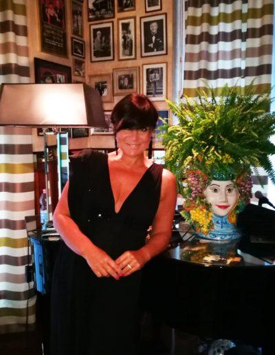 Musica dal vivo per ristoranti a Milano | Stefania Cuneo