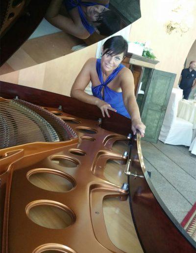 Musica dal vivo e karaoke per matrimoni | Stefania Cuneo