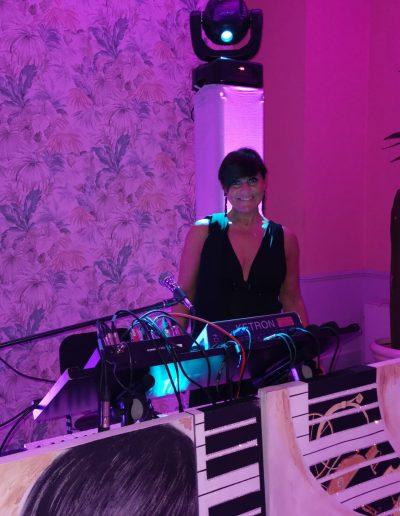 Musica dal vivo al matrimonio di Villa Geno a Como